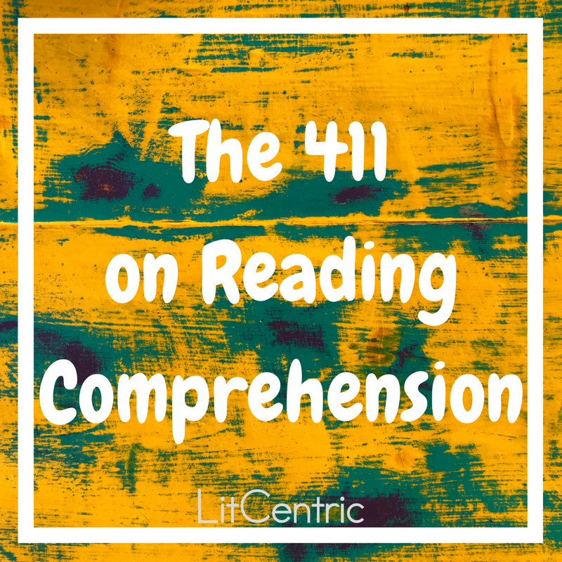 Strategies Vs Skills The 411 On Reading Comprehension Litcentric