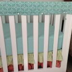 Finished Crib