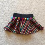 Birthday Circle Skirt