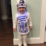 Easy R2-D2 Costume