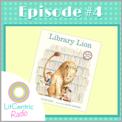 Episode #4 website LitCentric.com