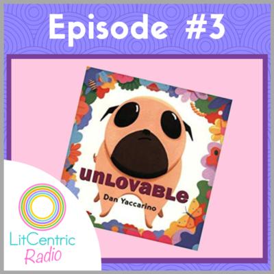 LitCentric Radio Episode #3