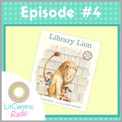 LitCentric Radio Episode #4