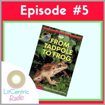 LitCentric Radio Episode #5